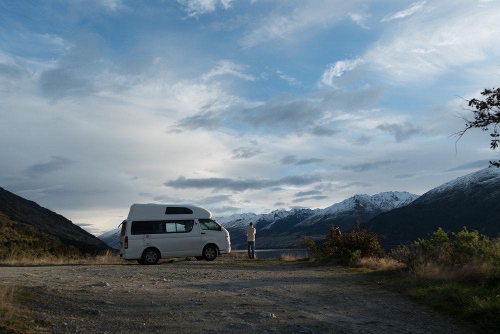Tipos de furgonetas camper