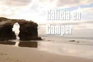 Galicia en furgoneta camper