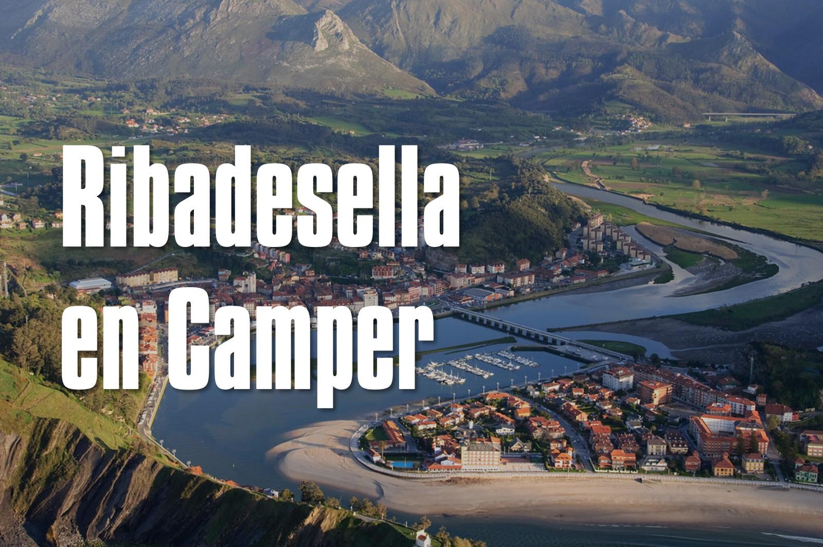 Ruta por Ribadesella en Camper