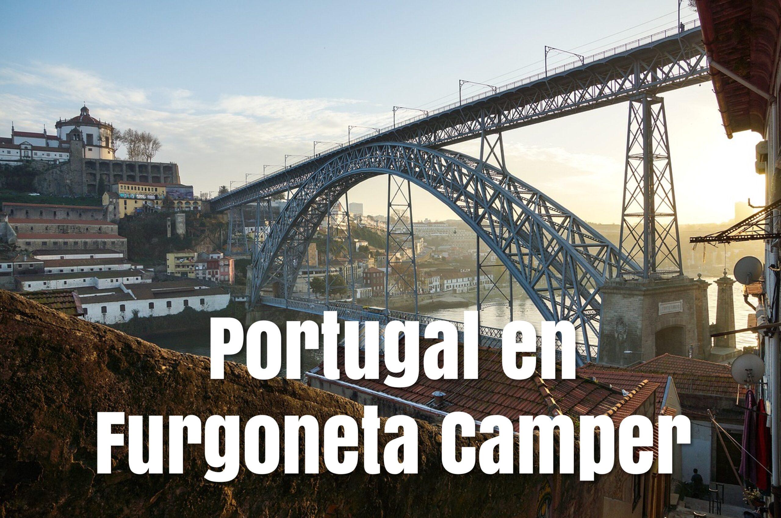 Portugal en Furgoneta Camper